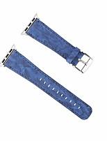 abordables -bracelet de montre pour Apple Watch série 5 / Apple Watch série 4 / Apple Watch série 4/3/2/1 boucle classique Apple / boucle moderne / bracelet d'affaires bracelet en cuir véritable