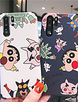 cheap -Case For Huawei Huawei P30 / Huawei P30 Pro / Mate 30 Shockproof Back Cover Cartoon TPU