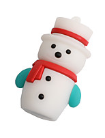 cheap -LITBest 64GB Christmas Snowman USB Flash Drives USB 2.0 Creative For Car