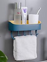voordelige -Haken Zelfklevend / Multifunctioneel Modern eigentijds PP 1pc Tandenborstel en accessoires