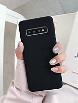 cheap -Case For Samsung Galaxy Galaxy S10 / Galaxy S10 Plus / Galaxy S10 Lite Shockproof Full Body Cases Tile Silica Gel