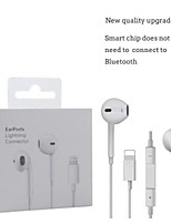 cheap -LITBest A123 Wired In-ear Earphone Wired Earbud with Microphone with Volume Control