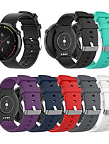 cheap -Watch Band for Huami Amazfit Stratos Smart Watch 2/2S Amazfit Classic Buckle Silicone Wrist Strap
