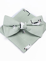 cheap -Men's / Women's Party / Basic Bow Tie - Print