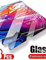 cheap -3Pcs Glass For Samsung Galaxy A50 9H Screen Protector Tempered Glass for Samsung A10 A90 A20 A80 A40 A60 A30 A70