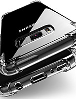 cheap -Anti-knock Silicon Case For Samsung Galaxy case S10 S9 S8 Plus S7 Edge Note 10 9 8 plus A90 80 70 50 40 30 20 10 A 9 8 7M20  TPU Clear Full Protective Cover