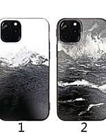 cheap -Case For Apple iPhone 11 / iPhone 11 Pro / iPhone 11 Pro Max Pattern Back Cover Scenery TPU X XS XSmax XR 7 7plus 8 8plus 6 6s 6plus 6splus