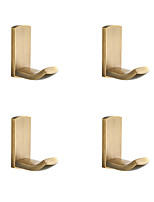 cheap -Faucet accessory - Superior Quality - Contemporary / European Style Brass Robe Hooks - Finish - Electroplated