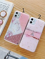 cheap -Case For Apple iPhone 11 / iPhone 11 Pro / iPhone 11 Pro Max Pattern Back Cover Marble TPU X XS XSmax XR 7 7plus 8 8plus 6 6s 6plus 6splus