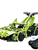 cheap -Building Blocks 453 pcs Vehicles compatible Legoing Simulation All Toy Gift / Kid's