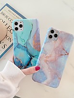 cheap -Case For Apple iPhone 11 / iPhone 11 Pro / iPhone 11 Pro Max Shockproof / IMD Back Cover Marble TPU