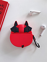 cheap -Case For AirPods / AirPods Pro Shockproof / Frosted / Pattern Headphone Case Hard