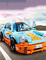 cheap -Building Blocks 517 pcs Race Car compatible Legoing Simulation Race Car All Toy Gift