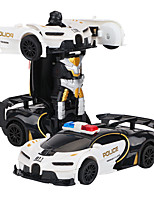 cheap -Toy Car Race Car Race Car Transformable Creative Plastic & Metal Boys and Girls