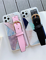 abordables -ase pour apple iphone 11 / iphone 11 pro / iphone 11 pro max couverture arrière en marbre tpu x xs xsmax xr 7 7plus 8 8plus 6 6s 6plus 6splus