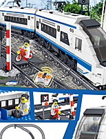 cheap -Building Blocks 941 pcs Train compatible Legoing Simulation Train All Toy Gift / Kid's
