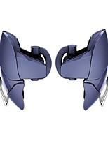 abordables -conception de requin pour pubg manette de jeu mobile joystick l1r1 jeu de téléphone mobile tireur pubg contrôleur déclencheur bouton de tir poignée