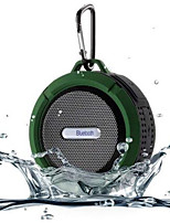 cheap -C6 Outdoor Wireless Bluetooth 4.1 Stereo Portable Speaker Built-in Mic Shock Resistance IPX4 Waterproof Louderspeaker r20
