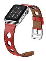 abordables -Bracelet de Montre  pour Apple Watch Series 5/4/3/2/1 Apple Boucle Moderne PC Sangle de Poignet