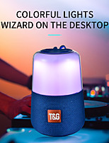 cheap -Smart LED Flash Light Bluetooth Speaker Portable Mini Outdoor Subwoofer 1200 MAh Music Box FM Radio Night Light Help Baby Sleep