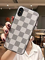 cheap -Case For Apple iPhone 11 / iPhone 11 Pro / iPhone 11 Pro Max Pattern Back Cover Geometric Pattern PU Leather