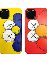 cheap -Case For Apple iPhone 11 / iPhone 11 Pro / iPhone 11 Pro Max Pattern Back Cover Cartoon TPU X XS XSmax XR 7 7plus 8 8plus 6 6s 6plus 6splus