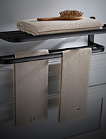 cheap -Towel Bar Creative / Multifunction Contemporary Aluminum 1pc Wall Mounted