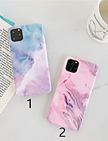 cheap -Case For Apple iPhone 11 / iPhone 11 Pro / iPhone 11 Pro Max Pattern Back Cover Marble TPU X XS XSmax XR 8 8plus 7 7plus 6 6S 6plus 6Splus