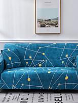 Недорогие -синий созвездие печати пыленепроницаемый всесильный чехлы для стретч чехла дивана супер мягкая ткань чехла с одной бесплатной наволочкой