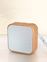 cheap -A70 WOOD GRAIN PORTABLE WIRELESS SPEAKER VINTAGE MINI BLUETOOTH LOUDSPEAKER WITH MIC SUPPORT TF CARD FM RADIO FOR MOBILE PHONE