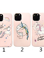 cheap -Case For Apple iPhone 11 / iPhone 11 Pro / iPhone 11 Pro Max Pattern Back Cover Animal TPU X XS XSmax XR 7 7plus 8 8plus 6 6s 6plus 6splus
