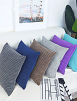 cheap -1pcs Corn Kernel Pillowcase Nordic Ins Style Solid Color Home 45 * 45
