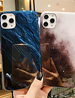 cheap -Case For Apple iPhone 11 / iPhone 11 Pro / iPhone 11 Pro Max IMD / Pattern Back Cover Scenery TPU for iPhone X XS XR XS MAX 8 8PLUS 7 7PLUS 6 6PLUS 6S 6S PLUS