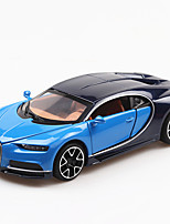 cheap -1:32 Toy Car Vehicles Race Car F1 car Race Car Glow Simulation Parent-Child Interaction Zinc Alloy Rubber All Boys and Girls / Kid's