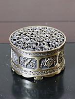 abordables -objets décoratifs cristal sol, matériau spécial métal moderne contemporain style européen lueur pour décoration de la maison cadeaux 1 pc