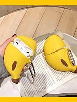 abordables -Coque Pour AirPods Pro Magnétique / Adorable Cas de casque Flexible
