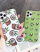 abordables -étui pour apple iphone 11 / iphone 11 pro / iphone 11 pro max motif coque arrière tpu x xs xsmax xr 6 6plus 6splus 6s 7 7plus 8 8plus