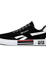 abordables -Homme Chaussures de nouveauté Polyuréthane Printemps été / Automne hiver Sportif / Preppy Basket Course à Pied / Marche Chaud Noir / Gris