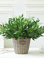 cheap -1 Piece Wedding Flower Simulation Willow Leaves Fashion Artificial Plant