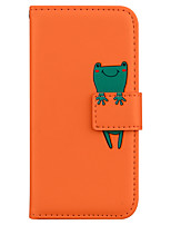 cheap -Case For Samsung Galaxy S9 / S9 Plus / S8 Plus Card Holder / with Stand / Pattern Full Body Cases Animal / Cartoon PU Leather for Galaxy A90 A80 A70 A60 A50 A30 A20 A20E M10 M20 Note10 Plus  Note 10