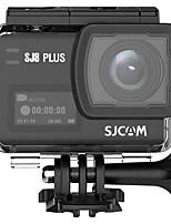 cheap -SJCAM SJCAM SJ8PLUS Touch Action Camera Waterproof 30m Live Video Stabilization HD Camera 2160P Fisheye correction / Boot automatic recording Car DVR 170 Degree Wide Angle CMOS 2.33 inch IPS Dash Cam