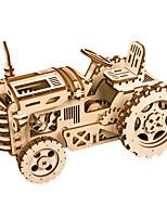 abordables -Puzzles 3D Puzzles en bois Machine Simulation Fait à la main En bois 135 pcs Enfant Adulte Tous Jouet Cadeau