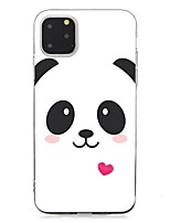 cheap -Case For Apple iPhone 11 / iPhone 11 Pro / iPhone 11 Pro Max Ultra-thin Back Cover Animal TPU For iPhone XS Max/XS/XR/X/7/8 Plus/6s Plus/5/5s/SE