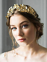 cheap -Princess Aurora Wreaths Retro Vintage Alloy Headpiece Masquerade For Party / Cocktail Festival Halloween Carnival Women's Costume Jewelry Fashion Jewelry / Crown