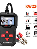 cheap -KONNWEI KW210 Automatic Smart 12V Car Battery Tester Auto Battery Analyzer 100 to 2000CCA Cranking Car Battery-Tester