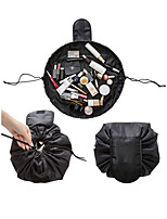 cheap -Cosmetic Travel Pouch Large Capacity Drawstring Storage Bag Lady's String Packing Bag For Toiletries