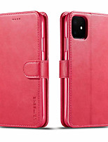cheap -Luxury Leather Cases for iPhone 11 / 11 Pro / 11 Pro Max  Wallet Stand Flip Cover Funda For iphone XR / X / XS / XS MAX / 8 Plus / 8 / 7Plus / 7 Card Holder Coque Capa