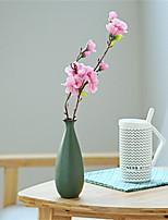 abordables -objets décoratifs sol en cristal, céramique style contemporain simple et contemporain pour la décoration de la maison cadeaux 1 pc