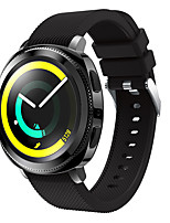 cheap -Smartwatch Band for Samsung Gear Sport /Galaxy 42 / Active / Active2 / Gear S2 / S2 Classic Band Fashion Soft comfortable Silicone Wrist Strap 20mm