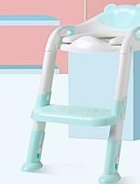 abordables -Siège de Toilette Pliable Dessin Animé Plastique Salle de bain